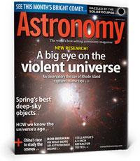 Astronomy magazine Yvette Cendes