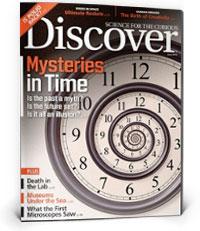 Discover magazine Yvette Cendes