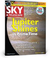 Sky & Telescope magazine Yvette Cendes
